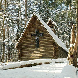 Michael Peychich - Chapel in the Pines
