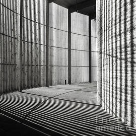 Chapel Of Reconciliation In Berlin by Silva Wischeropp