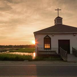 DiFigiano Photography - Chapel On The Marsh