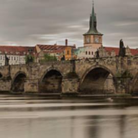 Charles Bridge Prague - Steve Gadomski