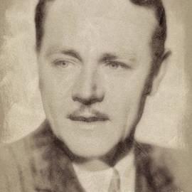 Charles Ruggles, Vintage Actor by John Springfield - John Springfield