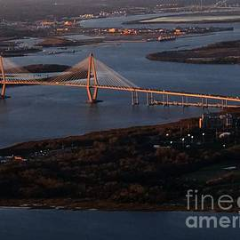 Charleston Bridge  by Wild Haven Photography