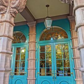 Charleston Doors by Susan Bryant