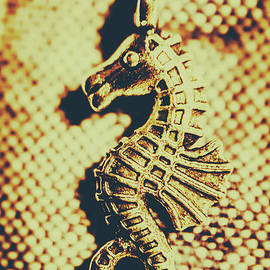 Charming vintage seahorse - Jorgo Photography - Wall Art Gallery