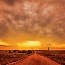 Toni Hopper - Chasing the Sunset