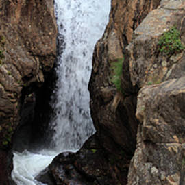 Chasm Falls 2 - Panorama by Shane Bechler