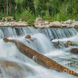 Tony Baca - Chasm Falls