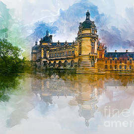 Ian Mitchell - Chateau de Chantilly