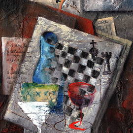Checkmate by Val Byrne