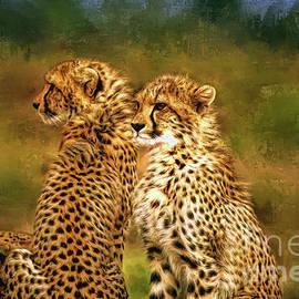 Tina LeCour - Cheetah Siblings