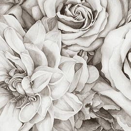 Chelsea's Bouquet - Neutral by Lori Taylor