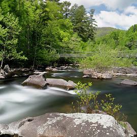 Cheoah River by Nicholas Blackwell