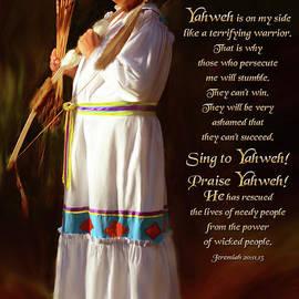 Constance Woods - Cherokee Warrior Bride