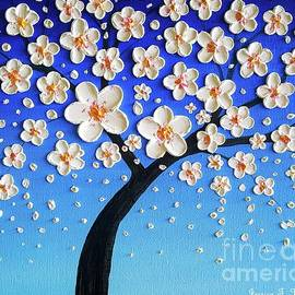 Cherry Blossom Evening by Jessica T Hamilton