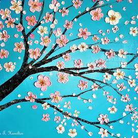 Jessica T Hamilton - Cherry Blossom Morning