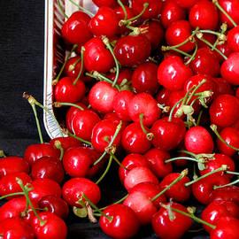 Cherry season by Guido Strambio