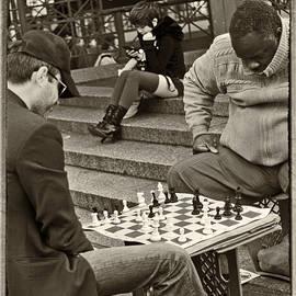 Chess Lower Manhattan by Steve Archbold