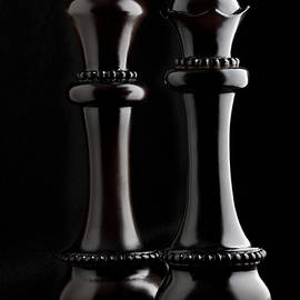 Chessmen I by Tom Mc Nemar
