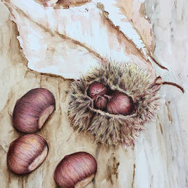 Chestnuts by Victor Minca