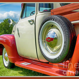Chevrolet 31-HDR by Wendy Wilton