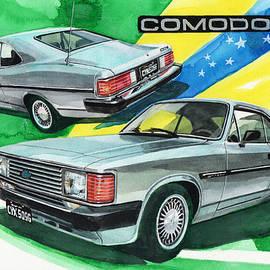 Chevrolet Comodoro  - Yoshiharu Miyakawa