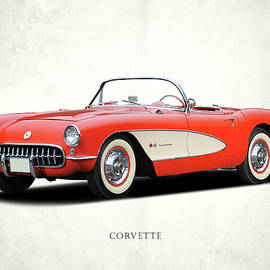 Chevrolet Corvette by Mark Rogan