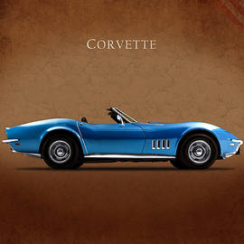 Chevrolet Corvette Stingray by Mark Rogan