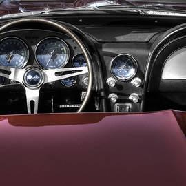 John Straton - Chevrolet Corvette Stingray v1