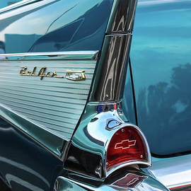 Colleen Kammerer - Chevy Bel Air Tail Fin