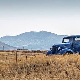 Chevy Truck - Peter Tellone