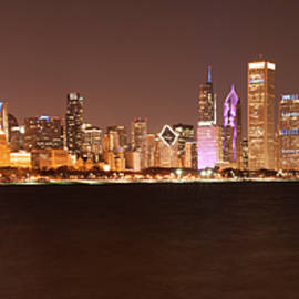 Miguel Winterpacht - Chicago at Night