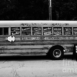 John Franke - Chicago Blues Bus