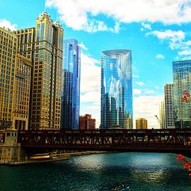 Chicago Fall by Joseph Caban