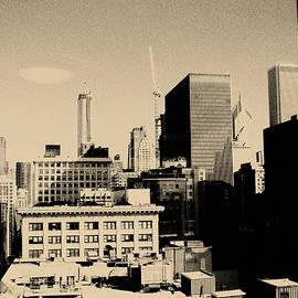 Chicago Loop Skyline by Kyle Hanson
