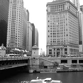 Charlene Cox - Chicago River Tour and skyline