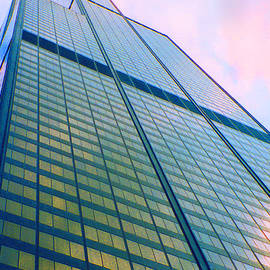 Chicago Sears Willis Tower Pop Art by First Star Art