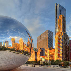 Twenty Two North Photography - Chicago Skyline