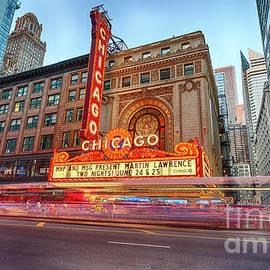 Andrew Slater - Chicago Theater