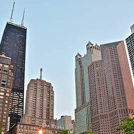Skyline Photos of America - Chicago Towering High Above