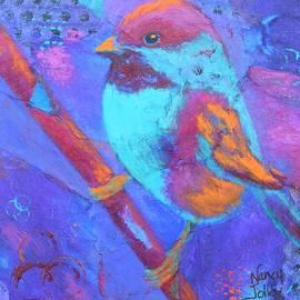 Chickadee by Nancy Jolley
