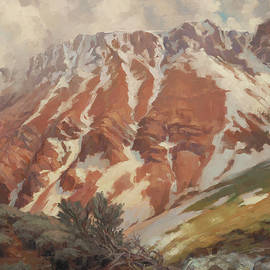 Chief Joseph Mountain by Steve Henderson