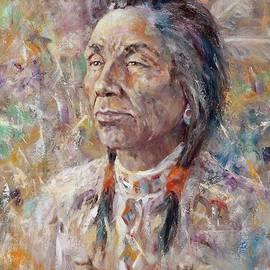 Chief Paskwa by Neil Jones