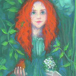 Julia Khoroshikh - Child of the forest