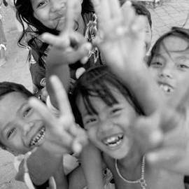 David Wenman - Children Cambodia