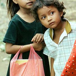 JS Stewart - Children In Nicaragua