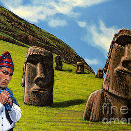 Paul Meijering - Chile Easter Island
