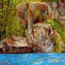 Chimney Rock by Eloise Schneider Mote