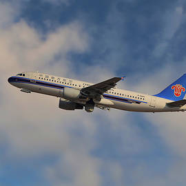 Nichola Denny - China Southern Airlines Airbus A320-214