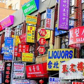 Ed Weidman - Chinatown Signs