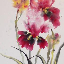 Sharon Nelson-Bianco - Chinese Iris